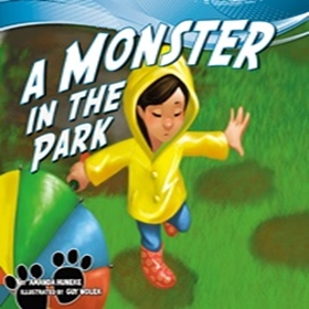 Monster in the Park 표지