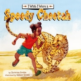 I Wish I Were a Speedy Cheetah 표지