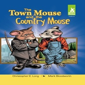 Town Mouse and the Country Mouse 표지