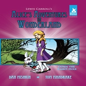 Alice's Adventures in Wonderland Tale #1 Down the Rabbit Hole 표지